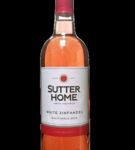 Sutter Home White ZIfandel