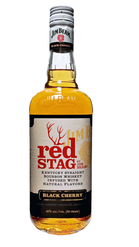 cherry red stag