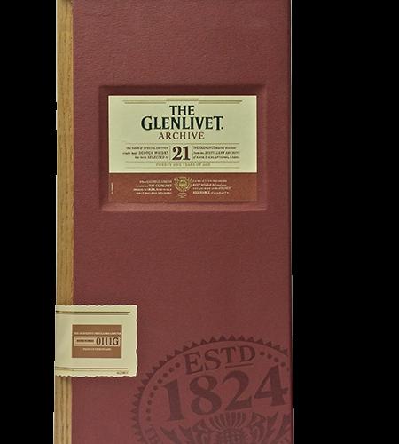 The Glenlivet 21 Year