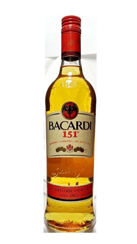 151 bacardi rum and kush - 2 7