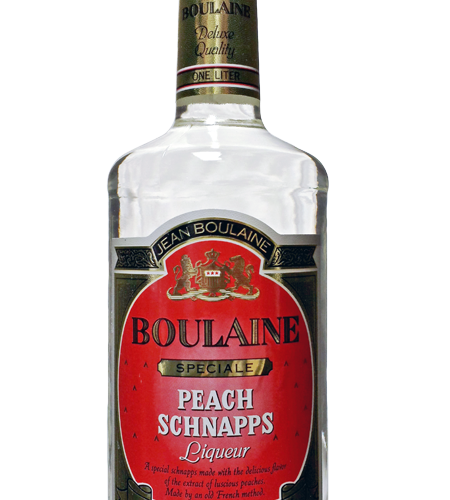 Boulaine Peach Schnapps