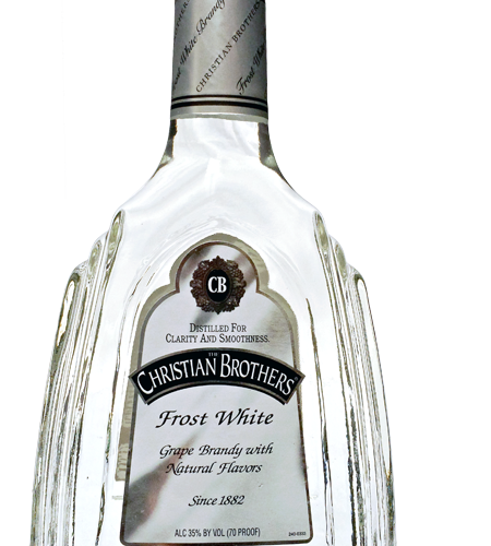 Christian Brothers Frost White