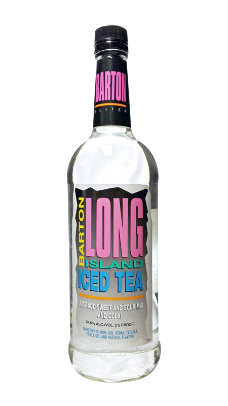 White Liquors Long Island Iced Tea