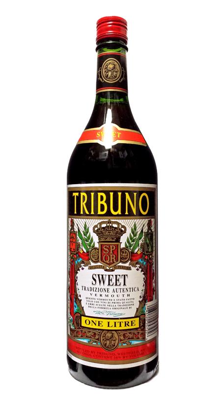 Tribuno Sweet Vermouth Kingdom Liquors