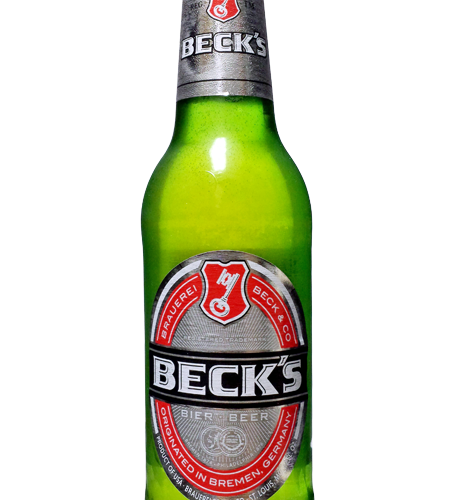 Beck's Bottle