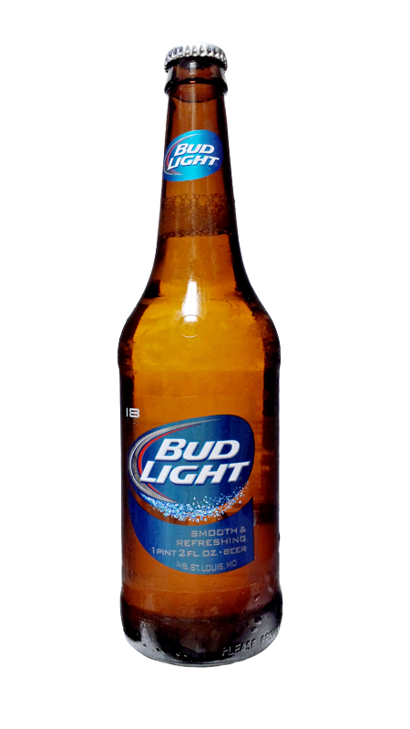 Bud Light Bottle Good Looking