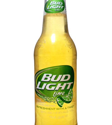 Bud Light Lime Nice Design