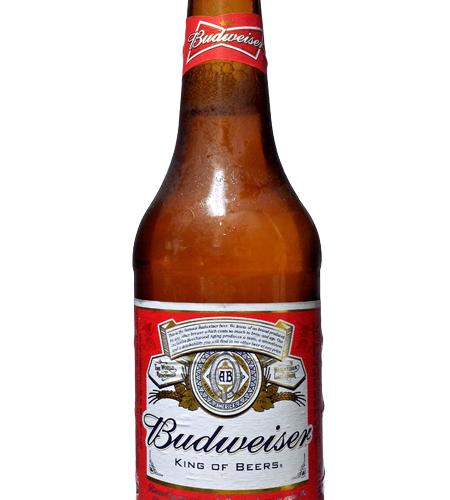 Budweiser Bottles · Beer