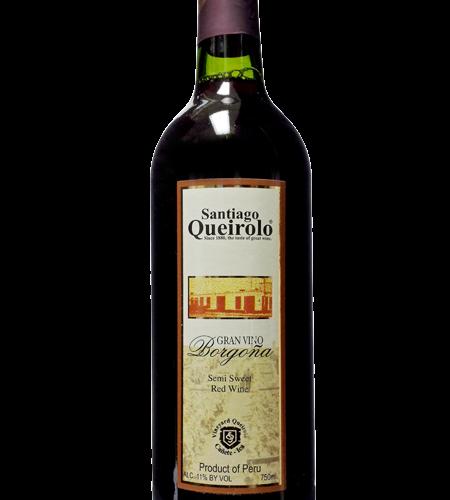 Santiago Queirolo Borgona