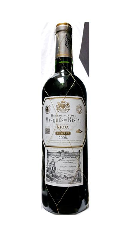 Marques de riscal kingdom liquors for Marques de riscal rioja