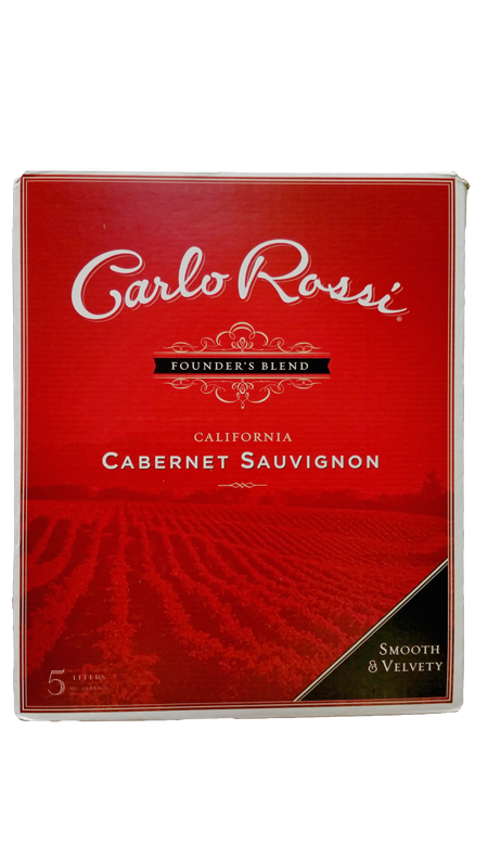 Carlo Rossi Boxed Wine Kingdom Liquors