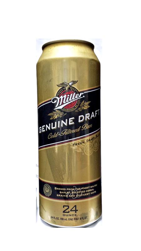 Miller Genuine Draft Kingdom Liquors